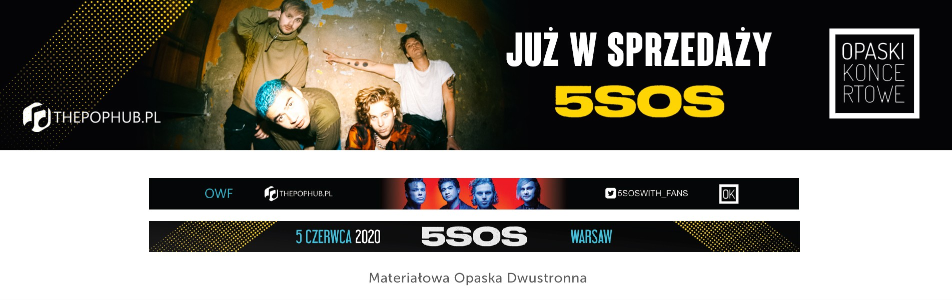 5SOS - Orange Warsaw Festival 2020