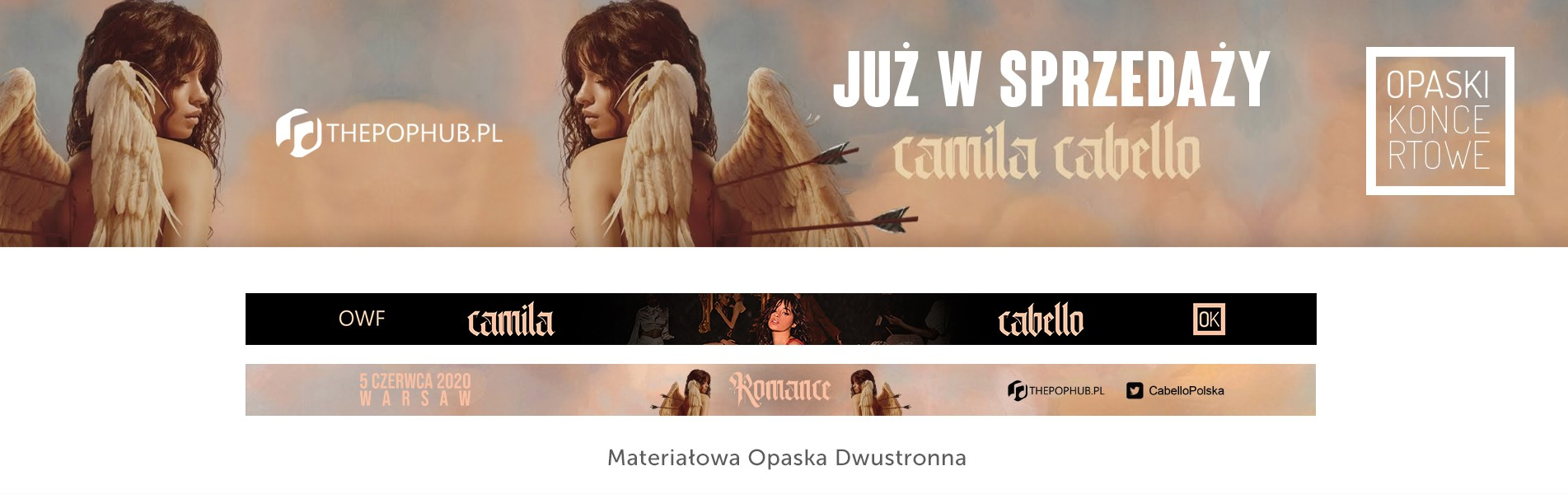 Camila Cabello - Orange Warsaw Festival 2020